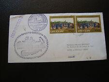 URUGUAY - enveloppe 1975/1976 (cy66)