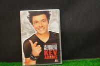 DVD LA FABULEUSE HISTOIRE DE KEV ADAMS NEUF SOUS BLISTER