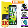 2x Tempered Glass Screen Protector For Apple iPhone 11 Pro XS Max X XR 7 8 Plus