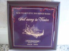 Souvenir Music Box New Year's Eve 2010 Bingo Bash Potawatomi Wisconsin (#0551)
