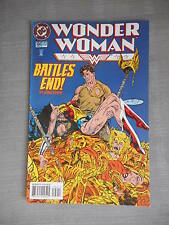 JOHN BYRNE WONDER WOMAN VOL 2 N°104 VO TBE / NEUF / VERY FINE / MINT