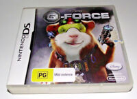 G Force Nintendo DS 2DS 3DS Game *No Manual*