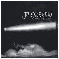 IN EXTREMO Raue Spree 2005 Live / UNIVERSAL CD 2006 ( JEWEL CASE!)