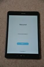 "Samsung Galaxy Tab A SM-T550 9.7"" 16GB, Wi-Fi tablet - Black"