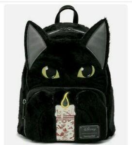 Loungefly Hocus Pocus Binx Cosplay Mini Backpack