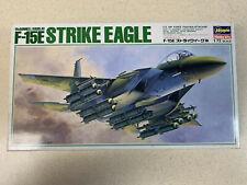 Hasegawa K18 1:72 McDonnell Douglas F-15E Strike Eagle Model Kit + Seats