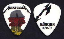 Metallica James Hetfield München Munich 4/26/18 Guitar Pick - 2018 Tour