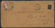 #15L13, #10A ON COVER GOING TO TALBOT Co, MD CV $1,000 BT5393