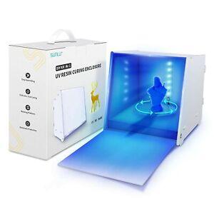 Sunlu DIY RC-1 UV Resin Curing Light Box Kit LCD SLA DLP 3D Printer Model 405nm