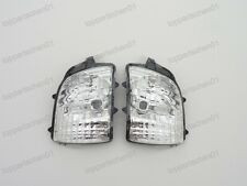 Pair Mirror Light Side Indicator Lamps Lights for Volvo XC90 2007-