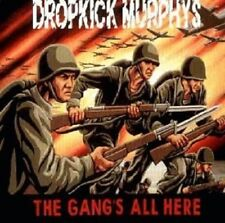 "DROPKICK MURPHYS ""THE GANGS ALL HERE"" CD NEW!!"