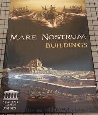 Mare Nostrum Empires Buildings Kickstarter Exclusive Academy Games