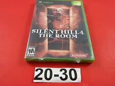 Silent Hill 4 [Brand New & Sealed] (Microsoft Xbox Original)