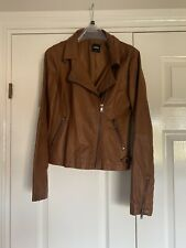 Oasis Leather Jacket Size XS