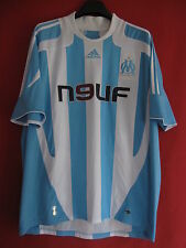 Maillot Adidas Neuf Telecom Olympique Marseille 2007 Exterieur OM - XL