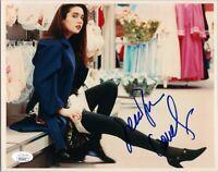 "JENNIFER CONNELLY Authentic Hand-Signed ""BEAUTIFUL"" 8x10 Photo (JSA COA)"