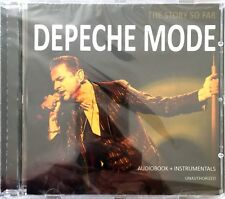 CD DEPECHE MODE THE STORY SO FAR AUDIOBOOK + INSTRUMENTALS NEUF SOUS BLISTER