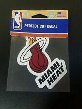 Miami Heat NBA Cut Decal/Sticker