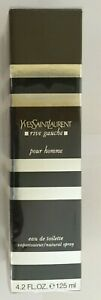 Yves Saint Laurent YSL Rive Gauche Pour Homme Men Fragrance EDT 125ml BRAND NEW