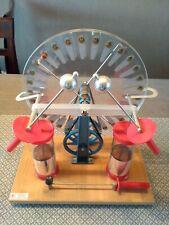 Influenzmaschine Wimshurst Kondensator Elektrostatik Hochspannung Physik