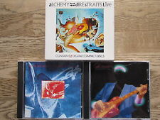 4 CD 's dire straits collection (k13)