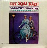 DOROTHY PROVINE oh you kid! LP Mint- W 1466 Vinyl  Record