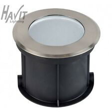 Havit FIXED IN-GROUND UPLIGHT HV1842 12vDC 5W IP67 Built-In LED, Stainless Steel
