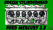 FORD MERCURY TAURUS SABLE THUNDERBIRD 3.8 CYLINDER HEAD NO CORE REQUIRED REBUILT