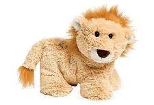 "Plush Stuffed Animal Lion, Nat & Jules Fluff-A-Luvs Lion Raffi 11"" by Demdaco"