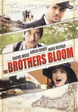 The Brothers Bloom (DVD, 2010) NEW Adrien Brody Mark Ruffalo Rachel Weisz
