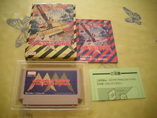 >> METAL MAX DECO RPG NES FAMICOM JAPAN IMPORT CIB! <<