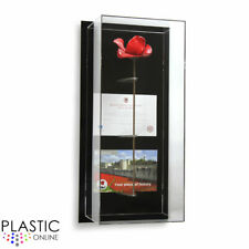 More details for tower of london poppy display case model s wall mounted