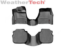WeatherTech FloorLiner for Lincoln Town Car - 1998-2011 - 1st OTH/2nd Row- Black