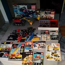 lot lego technic 8851 / boite lego 8860 / vrac / + notices