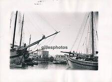 CANDIE c. 1950 - Vue du port Crète Grèce - DIV612