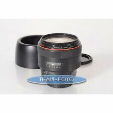 Canon EF 50 mm f/1.0 usm L Objectif
