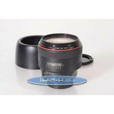 Canon EF 50 mm f/1.0 USM l objetivamente