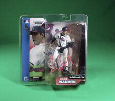 Greg Maddux Signed Autograph McFarlane PSA DNA RARE MLB Atlanta Braves Baseball