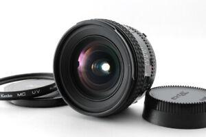 [Mint] Nikon AF Nikkor 20mm f/2.8 D Wide Angle Lens From Japan