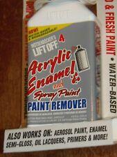 Motsenbocker's Lift Off 4, 4.5oz Bottle Acrylic Enamel Paint Spray Paint Remover