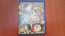 Persona 4 Golden PS Vita PAL ITA