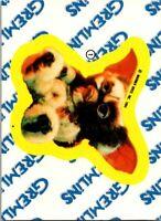 1984 Topps Gremlins Movie Sticker Card #1 Gizmo