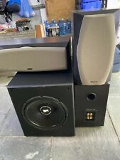 5.1 Channel Infinity IL Surround Sound Speakers