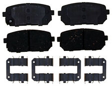 Disc Brake Pad Set-Ceramic Disc Brake Pad Rear 14D1296CH fits 07-12 Kia Rondo