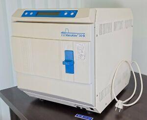 ⚠️ Melag Vacuklav 30 B Autoklav Dampfsterilisator dental steam sterilizer