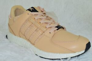 New Adidas CP9640 Equipment Support 93/16 Mens Leather Tan Shoe Size 10