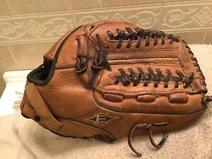 """Easton NE-135 13.5"""" Natural Elite Fastpitch Softball Glove Right Throw"""