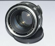 Lens Edixar 1.8/55mm Rodenstock for Pentax  M42