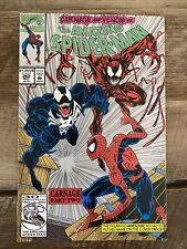 Amazing Spider-Man #362 2nd App Carnage 2nd print Silver Variant-  HIGH GRADE