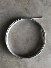 Stainless Steel HK HT HG Brake Line To Rear. Shipped In A Coil For You To Bend.